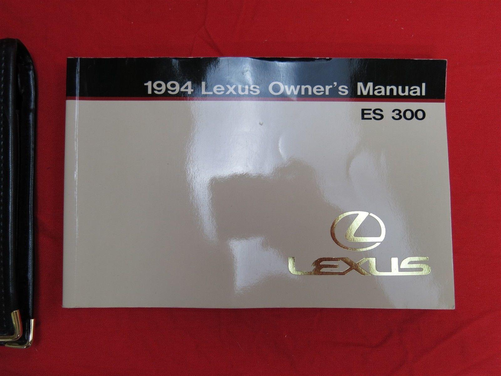 es300h owners manual