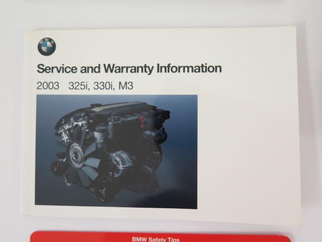 2003 bmw 330xi service and repair manual