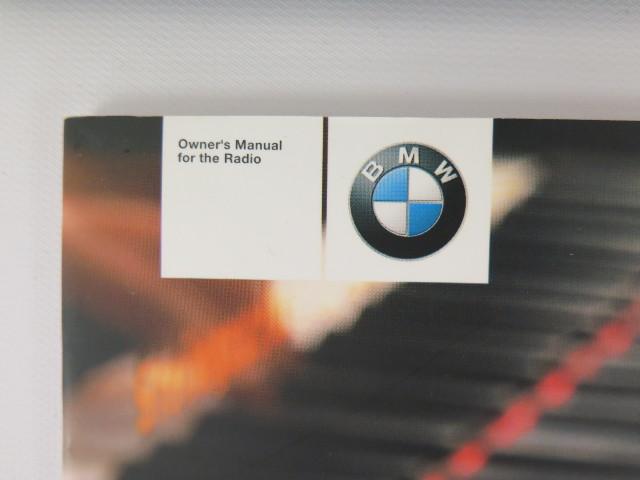 2003 BMW 3 Series Owners Manual
