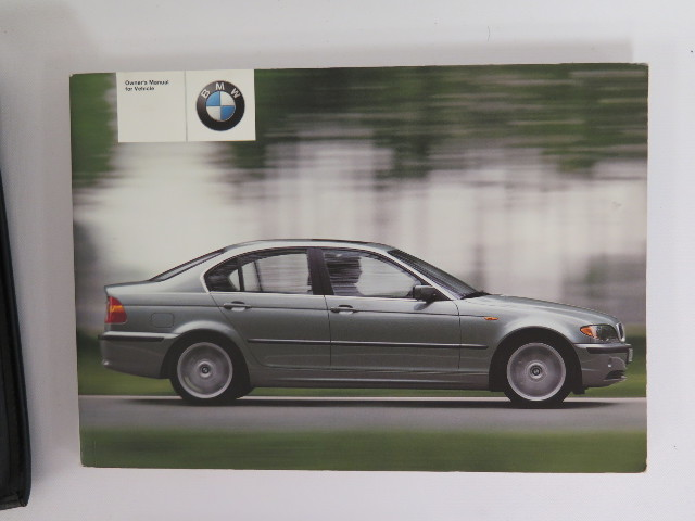 find 2003 bmw 325i 330i m3 owners manual book motorcycle in magna rh 2040 parts com 2003 bmw f650gs owners manual download 2000 bmw owners manual