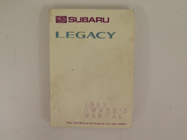 1993 subaru legacy owners manual book bashful yak rh bashfulyak com 1993 subaru legacy manual transmission fluid 1993 subaru legacy manual button