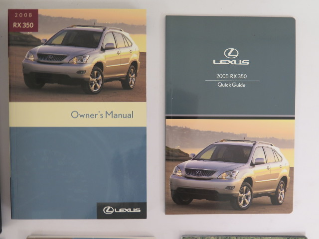 2008 lexus rx 350 owners manual how to and user guide instructions u2022 rh taxibermuda co 2008 lexus is 350 owners manual pdf 2007 lexus es 350 owners manual