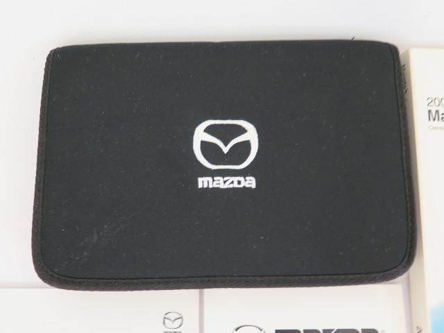 mazda 3 owners manual 2005