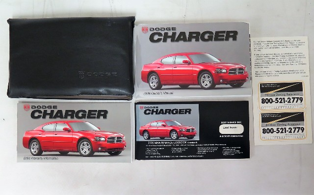 2006 dodge charger owners manual book bashful yak rh bashfulyak com 2006 dodge charger rt owners manual 2006 dodge charger owner manual
