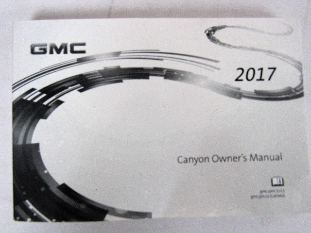 2017 gmc canyon owners manual book bashful yak rh bashfulyak com gmc canyon owners manual gmc canyon owners manual 2015