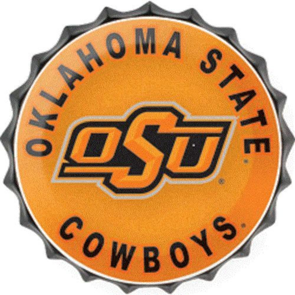 Oklahoma State Cowboys Osu College Licensed Bottle Top ...