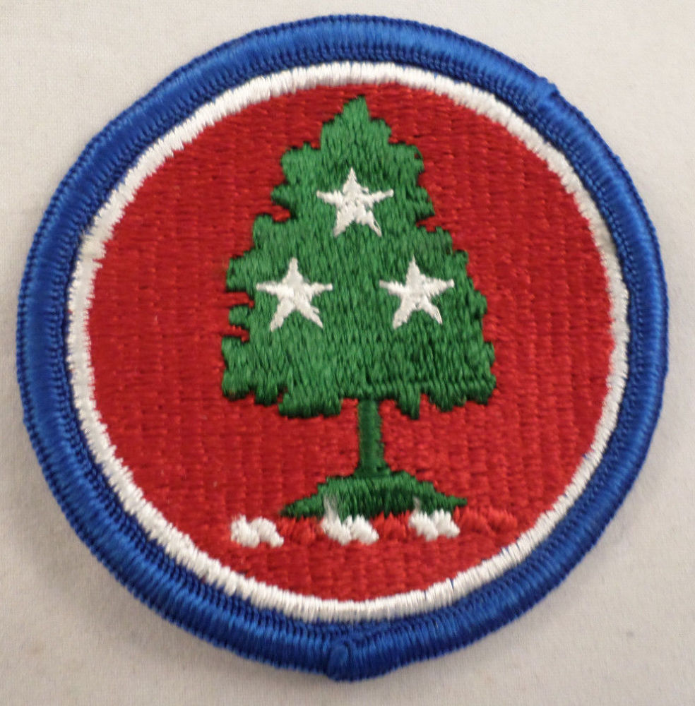 Army National Guard Patches - ArmyDecalscom