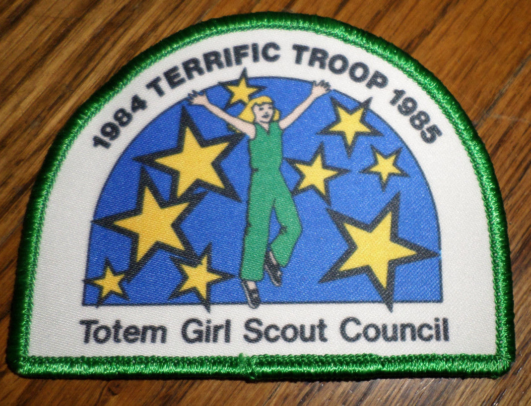 Girl scout totem council