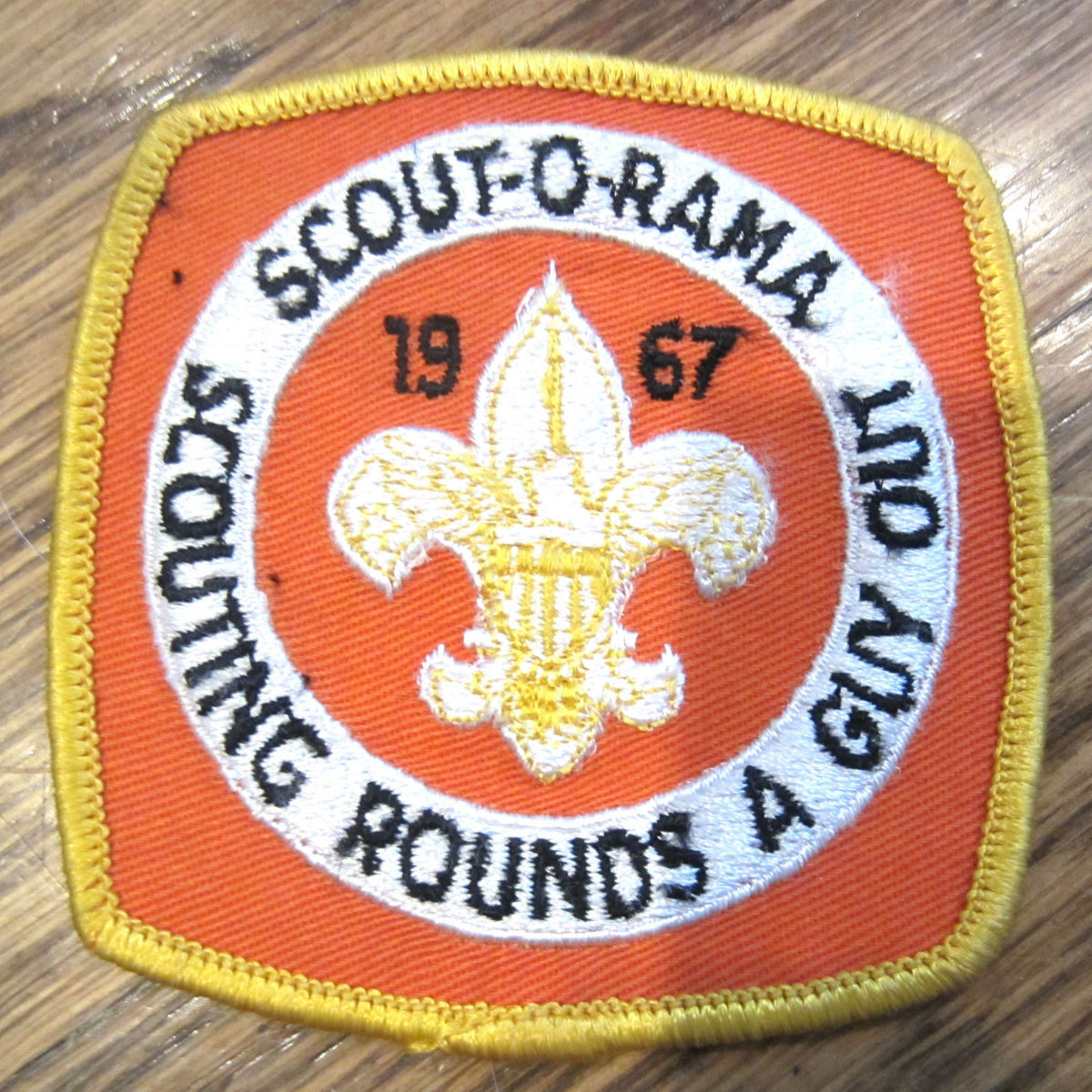 Vintage Boy Scout Association Magazine - The Scout - 4th April 1958 - Scouting