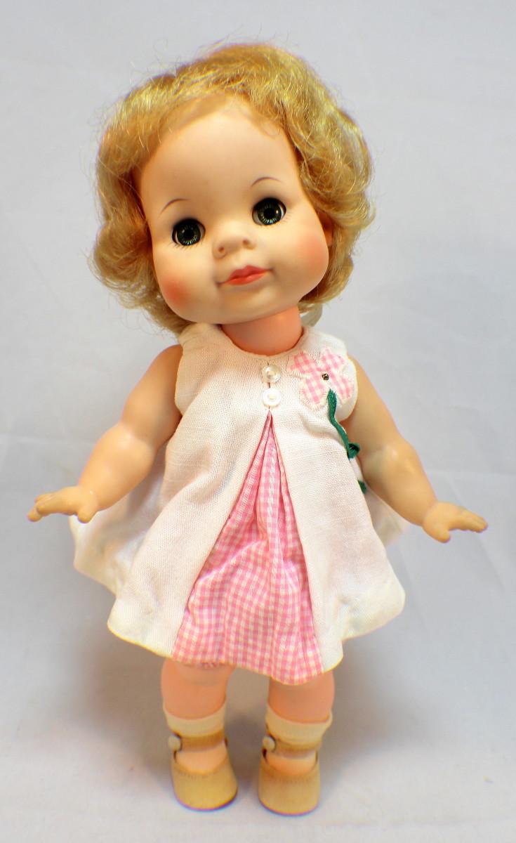 Madame Alexander Doll Vintage 83