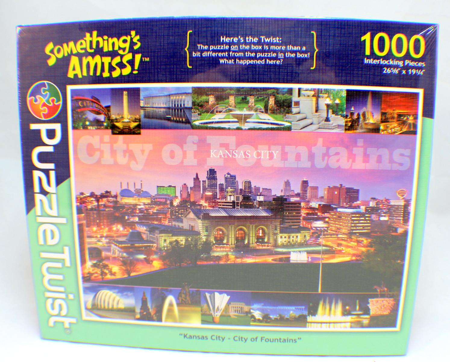 Kansas City Jigsaw Puzzles