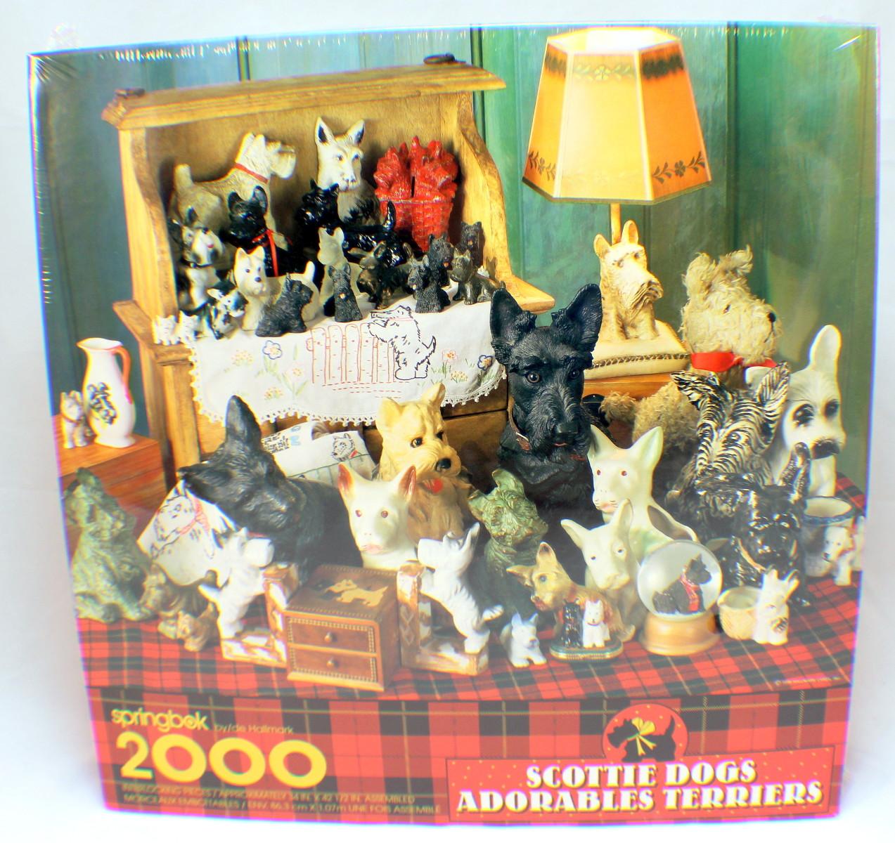 Scottie vintage 2000 glenville