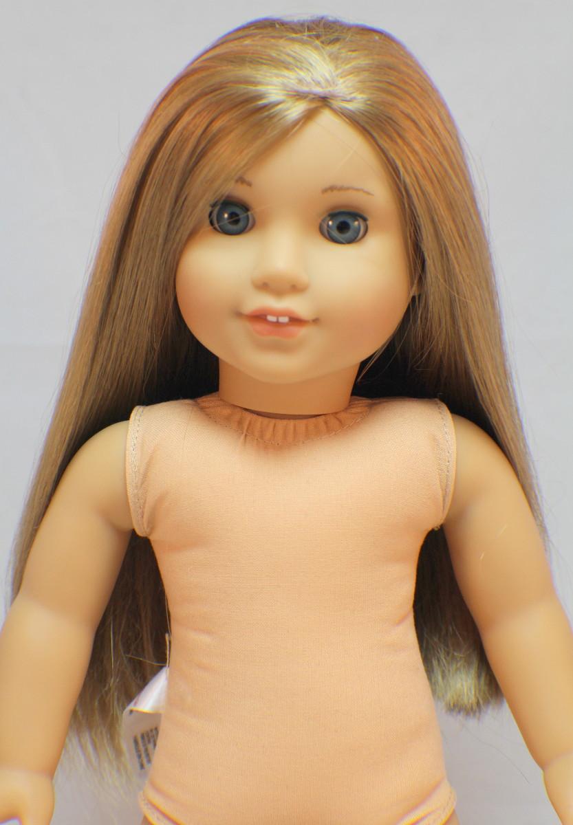 American Girl McKenna Doll Stunning Long Hair 2012 Doll of ...