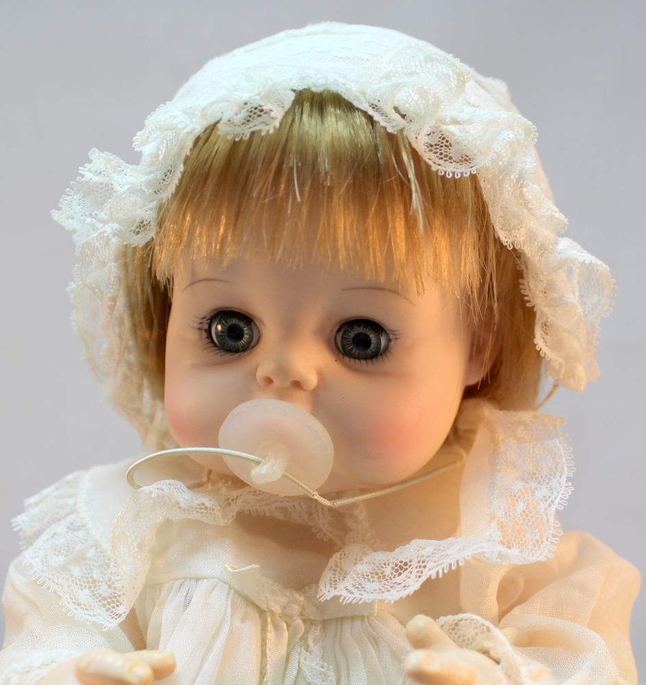 madame alexander sweet tears doll with original box and