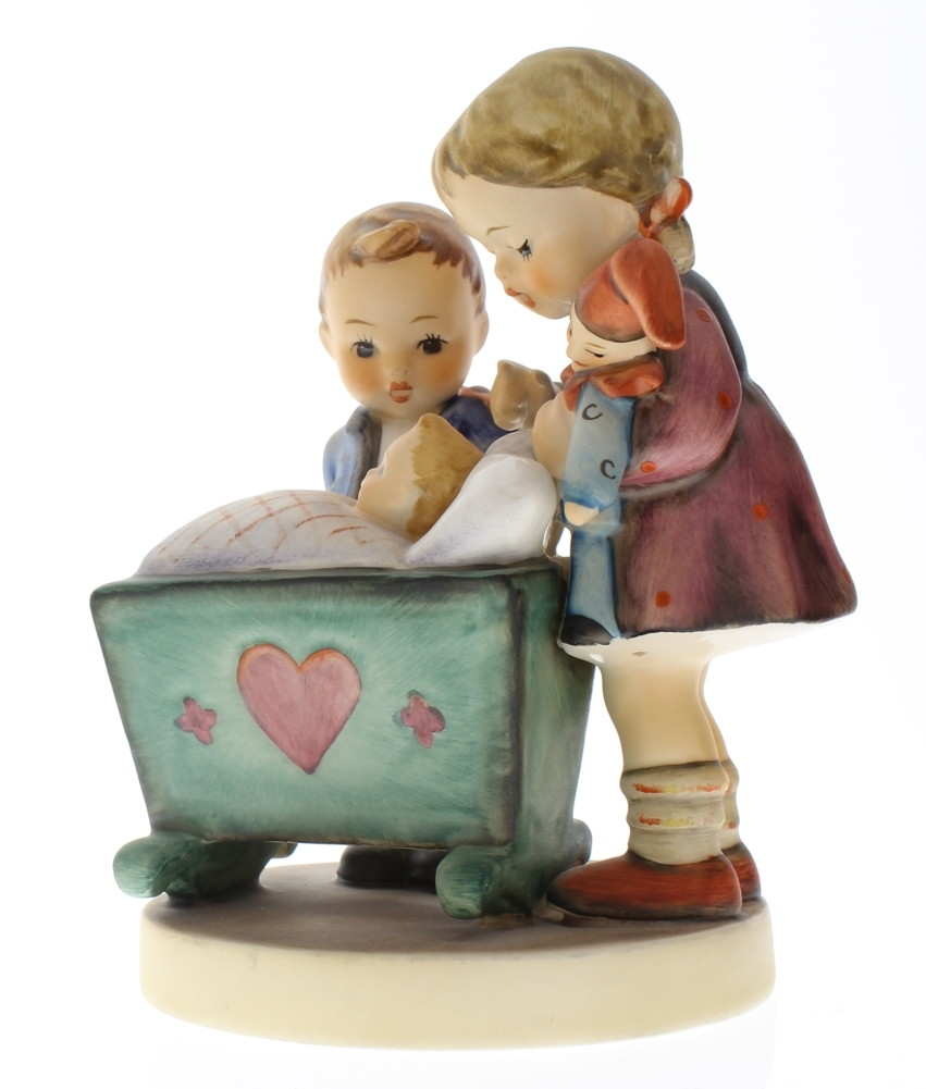 Goebel Hummel Figurine 333 Blessed Event Tmk 6 New Baby