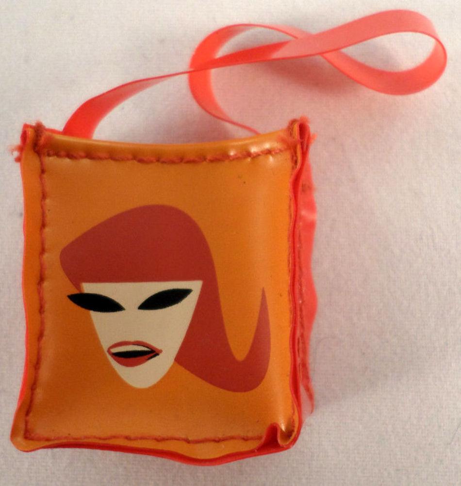 American Girl Mini Illuma Room Purse Handbag With Girl