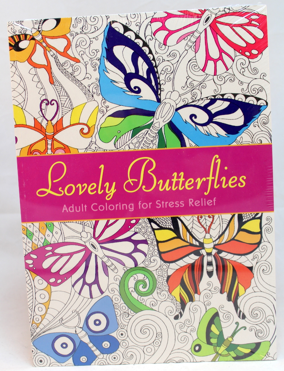 oceanis and teen coloring book lovely butterflies butterfly