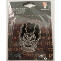 Imaginisce Halloween Frankenbride Frankenstein Monster Mash Cling Rubber Stamp