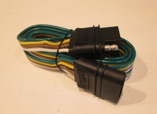 08011 08011 calterm 4 way flat 60 4 wire trailer extension harness 08011 calterm 4 way flat 60\