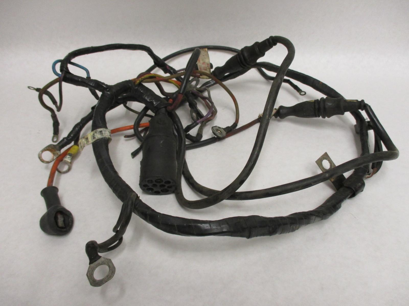 0985035 omc cobra chevy 3 0 4 cyl engine wire harness 1987 green bay propeller marine llc