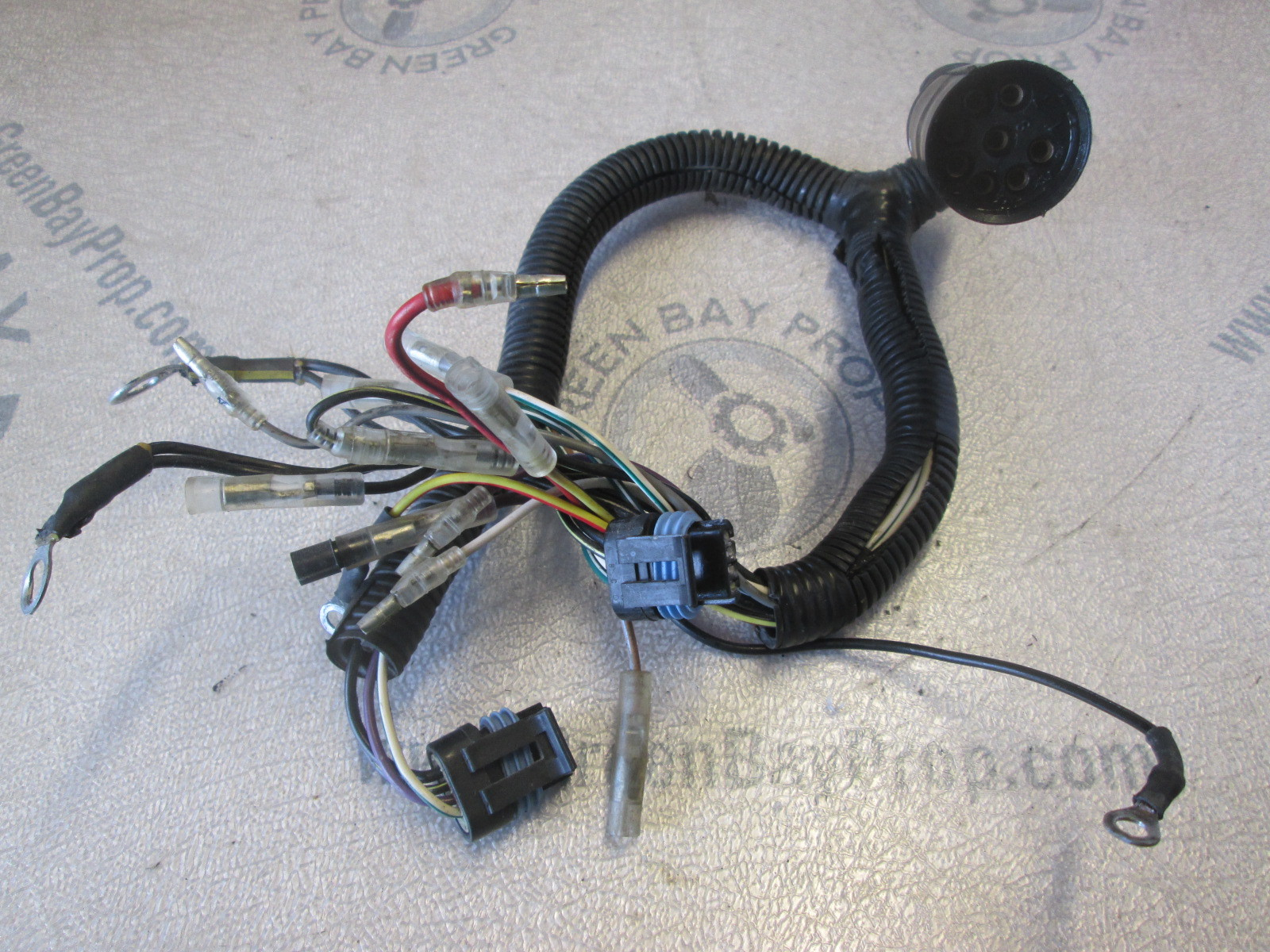 force outboard wiring harness mercury 40 hp force outboard wiring 84 828296a1 engine wire harness for force 40hp 50hp 2cyl