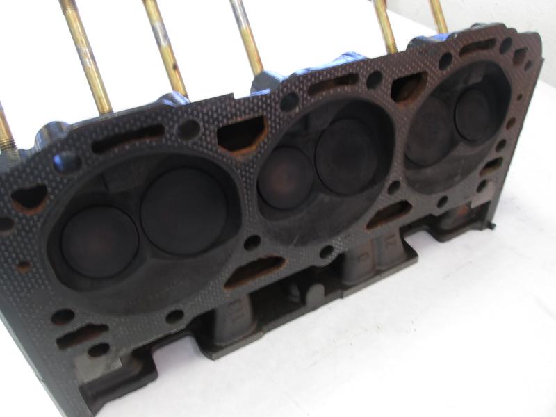 Cylinder Head Assembly : Cylinder head assembly vortec gm cobra