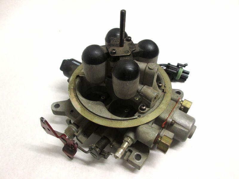 12r11157b holley 4 barrel throttle body fuel injection. Black Bedroom Furniture Sets. Home Design Ideas