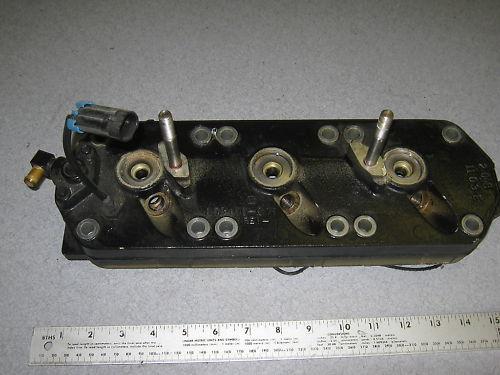 Mercury 135 Optimax 2001 Stbd Cylinder Head 858406T 4