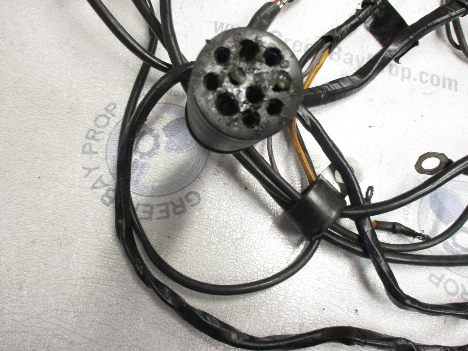 0984568 omc cobra 5 0 5 7 v8 engine motor wire harness. Black Bedroom Furniture Sets. Home Design Ideas