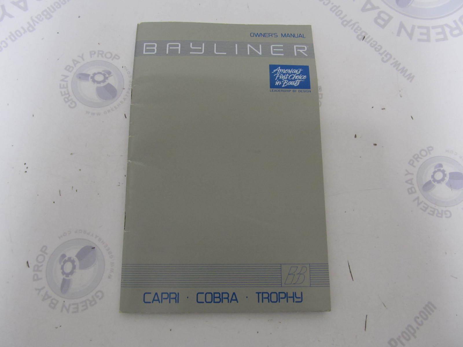 1998 Bayliner Ciera Owners Manua Ecat Can Operate Off Of Power Grid Rossi Cold Fusion Array 1988 Capri Manual Wiring Diagram U2022 Rh 45 32