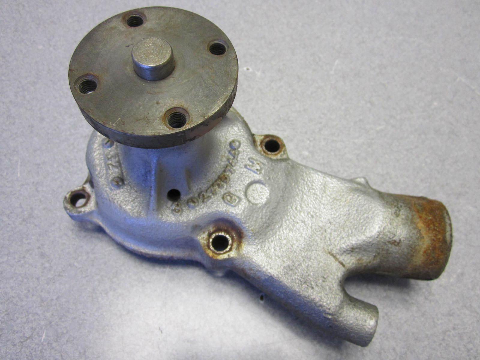 Omc Water Pump 4