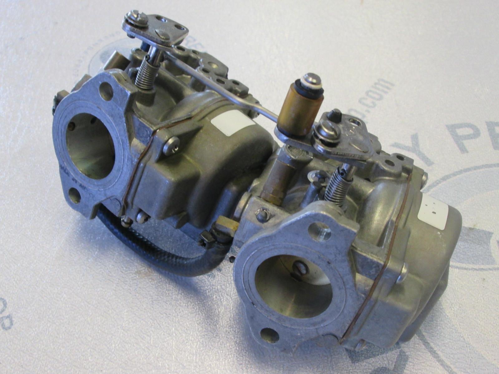 0398340 upper lower carburetor evinrude johnson omc for Evinrude 40 hp outboard motor for sale
