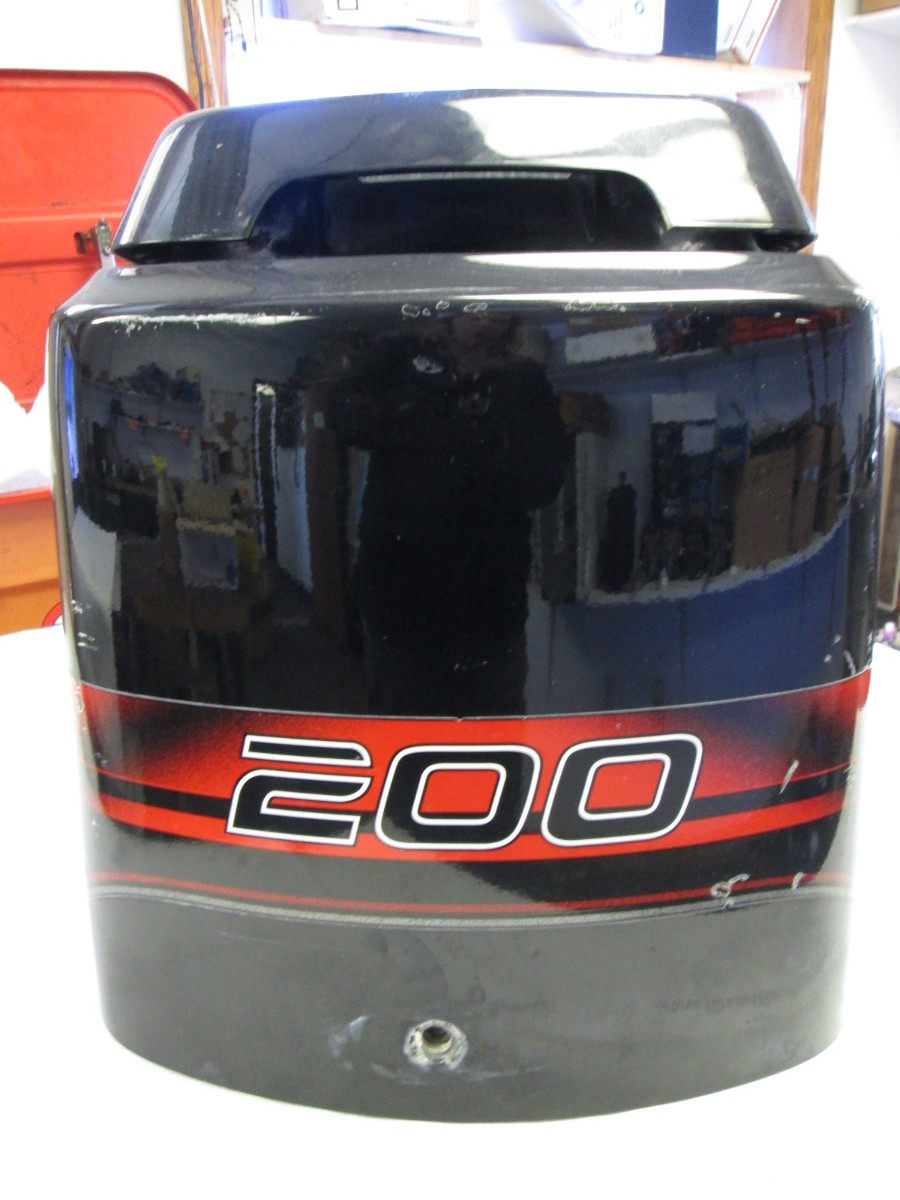 4021 827328t 7 mercury 200 hp efi outboard top cowling for 200 hp mercury outboard motors for sale