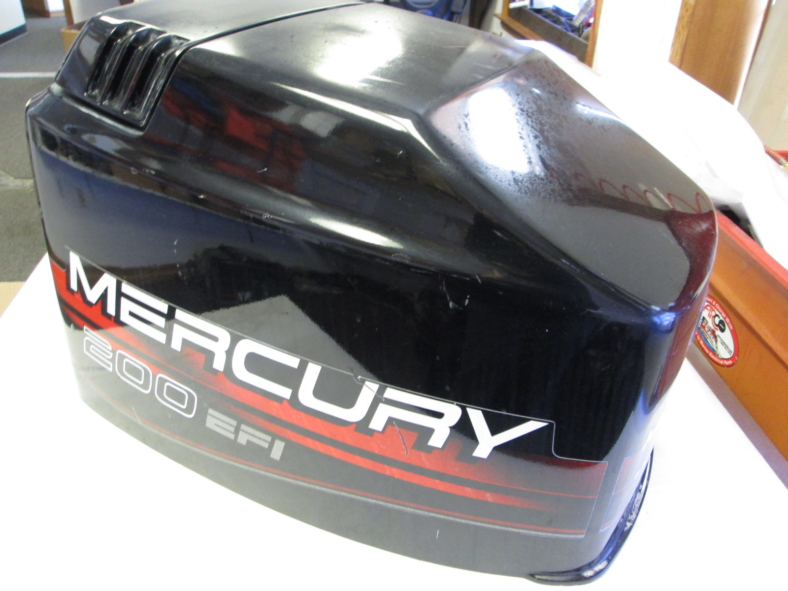 4021 827328t 7 Mercury 200 Hp Efi Outboard Top Cowling
