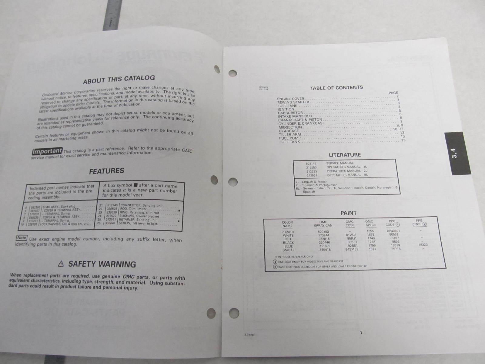 Diagram Of 1976 55el76e Johnson Outboard Motor Cover Diagram And Parts