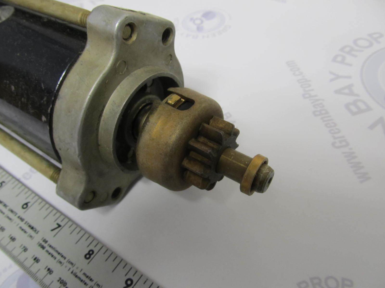 50 48643a1 outboard starter motor nla mercury merc 1250 for Mercury boat motor props