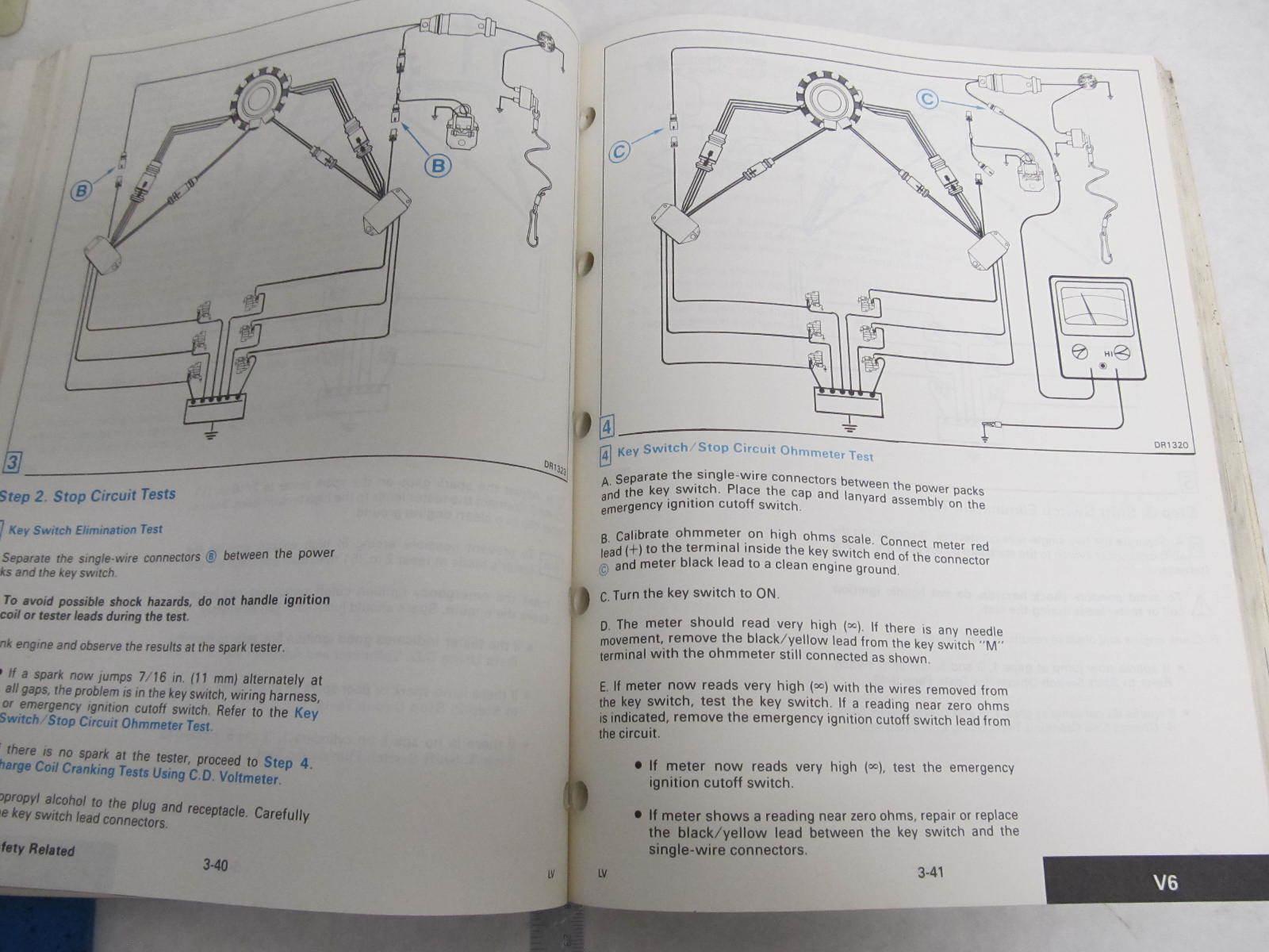 1987 Evinrude Repair Manual