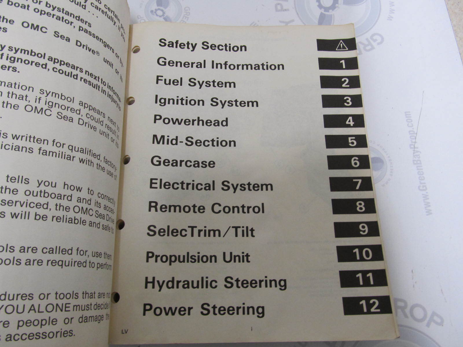 Omc Sea Drive Wiring Diagram Trusted Diagrams V4 Engine Key Switch