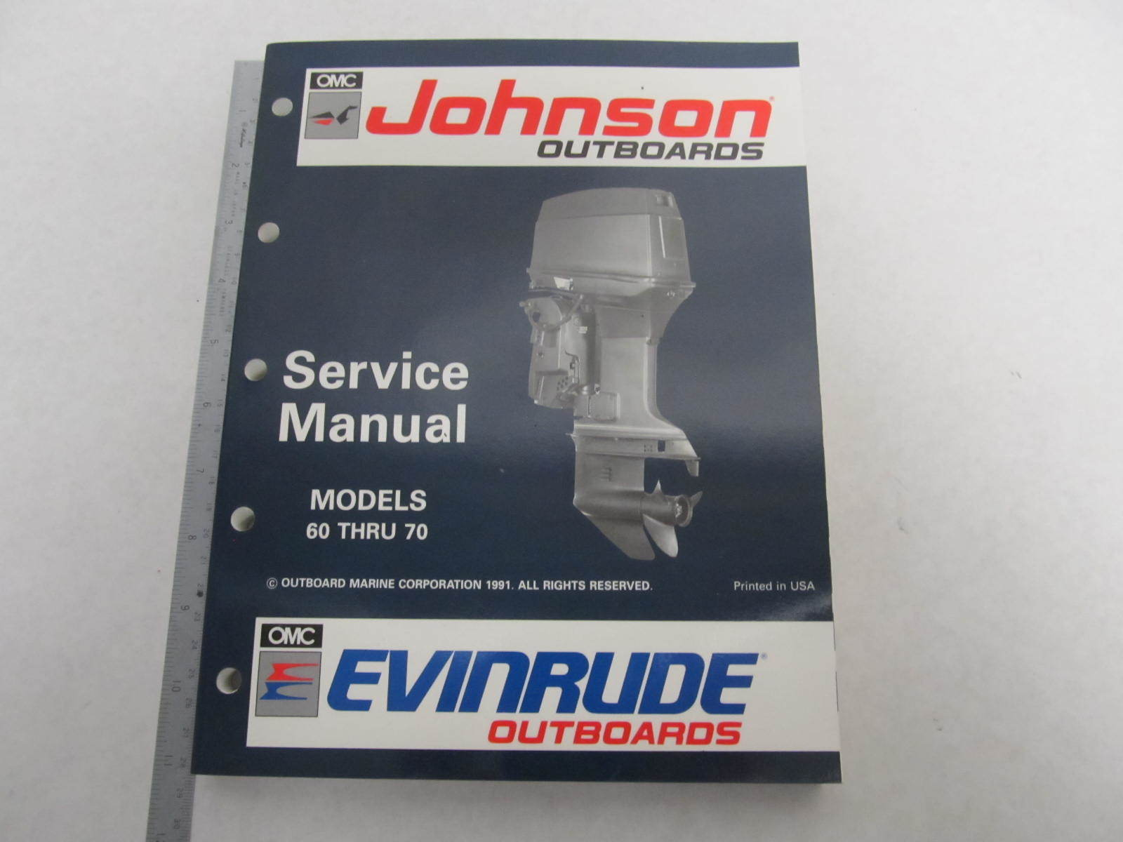 508144 evinrude johnson outboard service manual en 60 70 for How to service johnson outboard motor