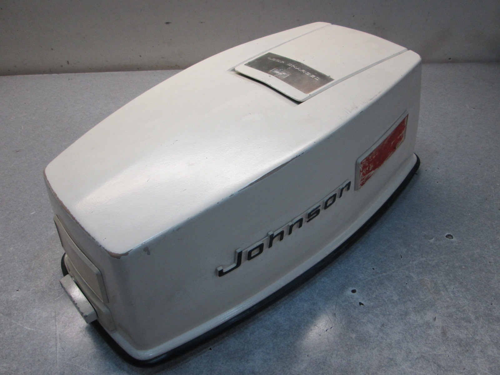 1971 50 Hp Evinrude Johnson Outboard Upper Motor Cover