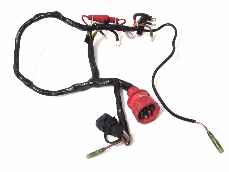 Purchase 0584398 584398 Motor Cable y Evinrude OMC Engine ... on omc fuel tank, omc cobra parts diagram, omc control box, omc remote control, omc inboard outboard wiring diagrams, omc neutral safety switch, omc oil cooler, omc voltage regulator, omc cobra outdrive, omc gauges,