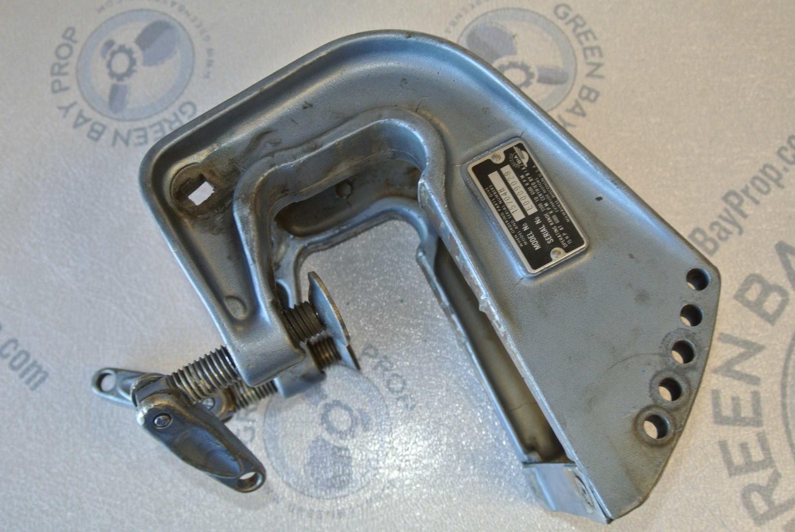327928 327929 10 15 Hp Evinrude Johnson Outboard Motor