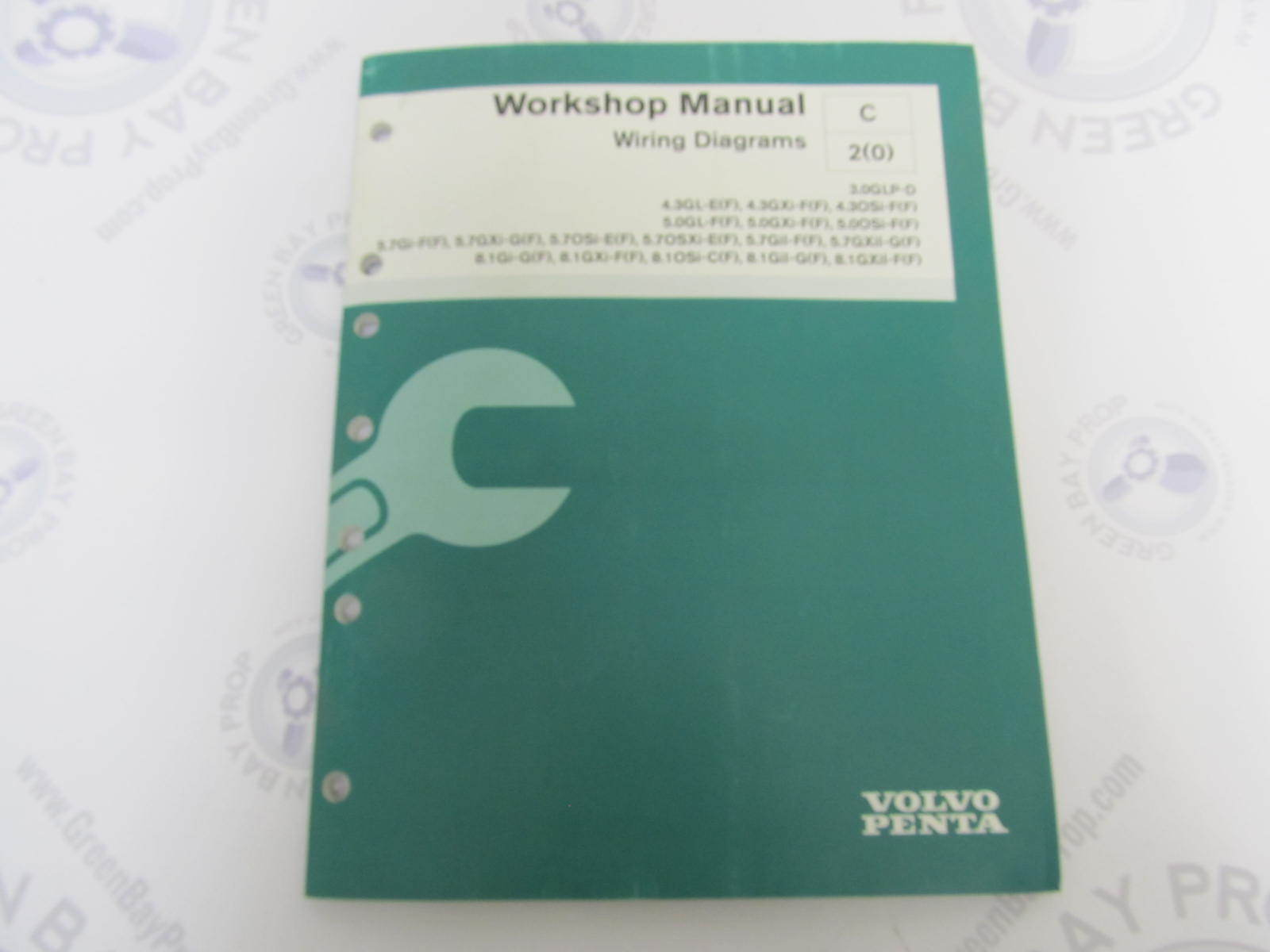 volvo penta md2b workshop manual