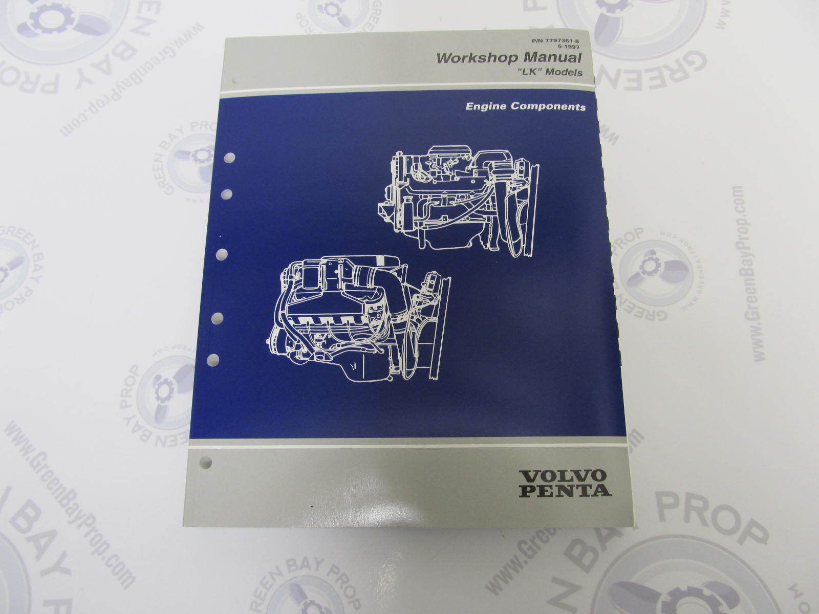 volvo penta sx workshop manual