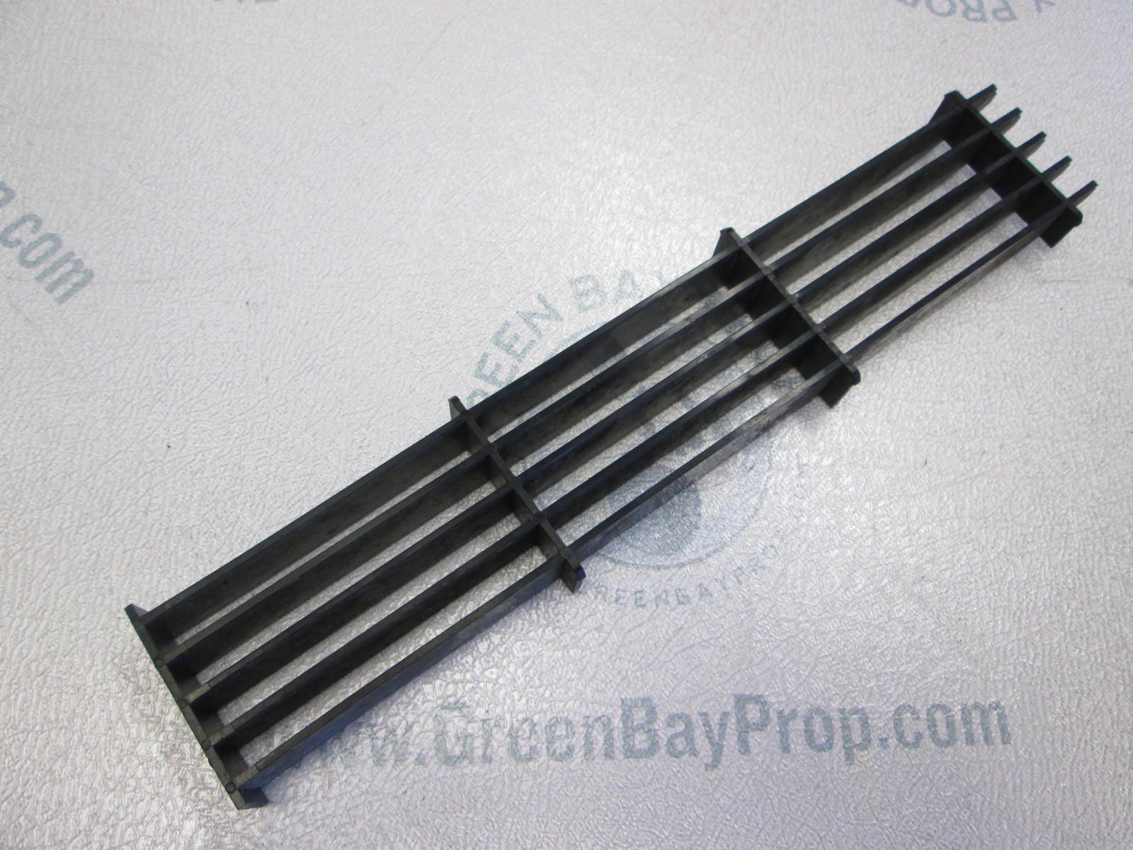 Air Vent Bloweer : Bayliner capri black plastic grill for bilge air blower
