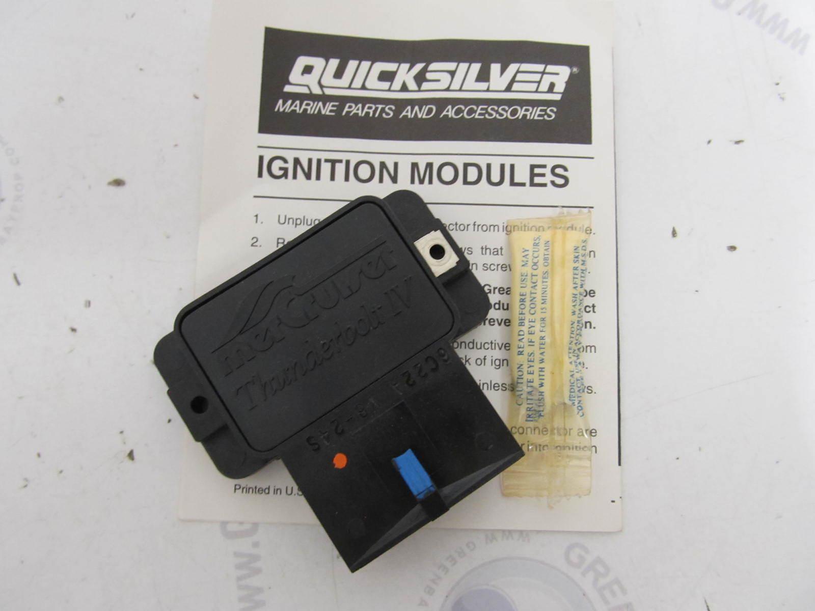 805361T6 Quicksilver Mercury Mercruiser Alpha 260-5.7L V-8 Ignition Module NLA