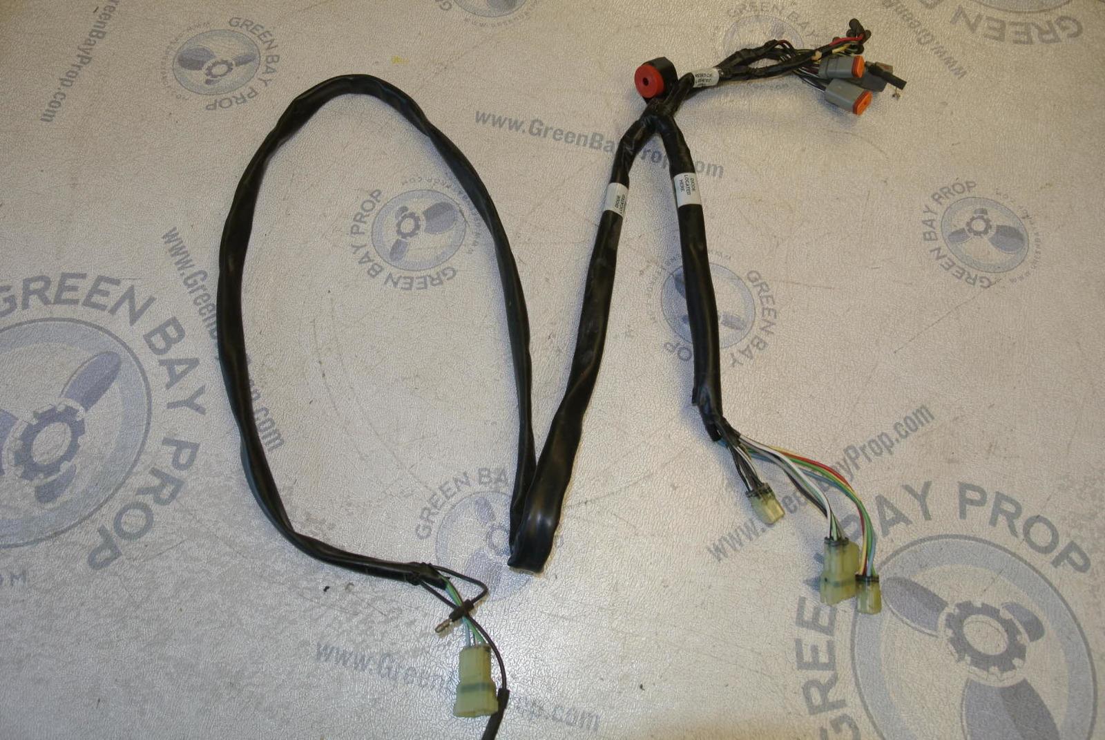 Johnson Wiring Harness Adapter : Wire harness adapter evinrude johnson suzuki stroke to