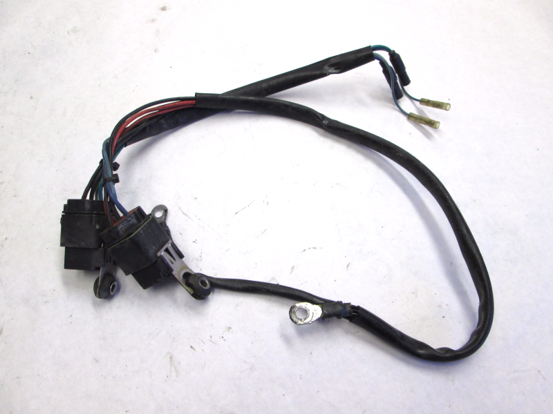 A mercury mariner outboard trim rely wire