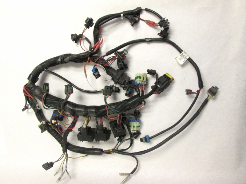 84 896264 a03 mercury optimax electrical plate engine harness 880190 a08 green bay propeller