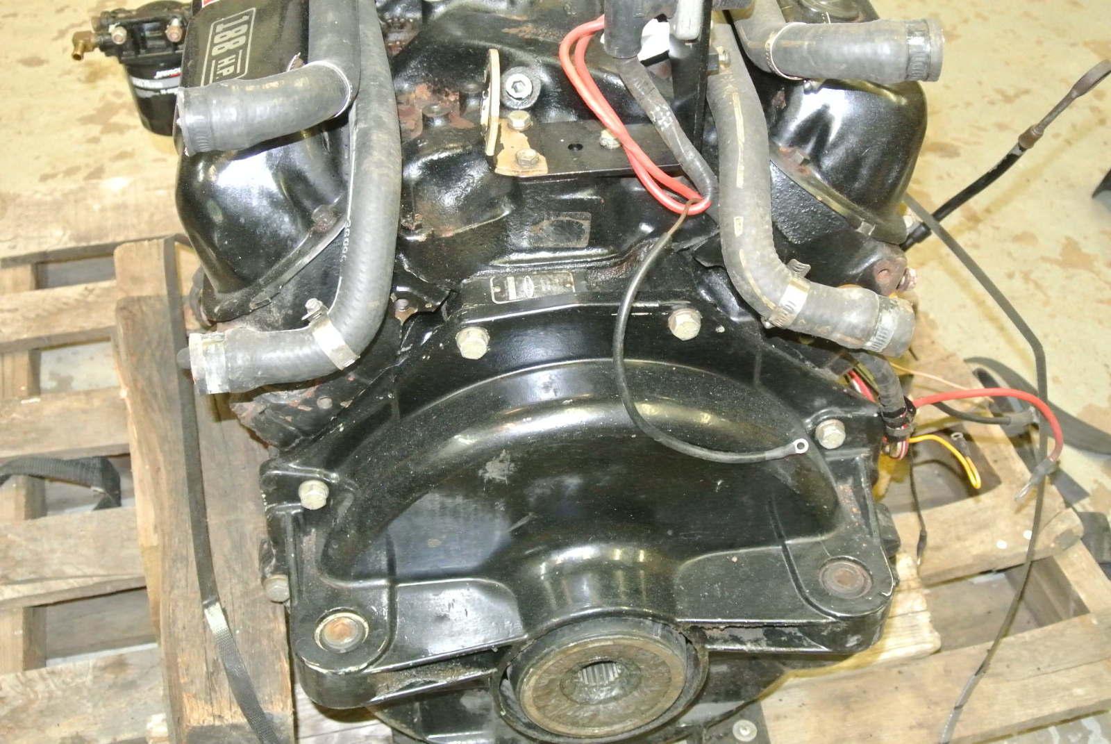 coil wiring diagram 1974 mercruiser 888 302 mercruiser 5.0 engine v8 ford 302 motor 1977 888 188hp #4